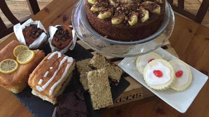 Gluten free cakes 1